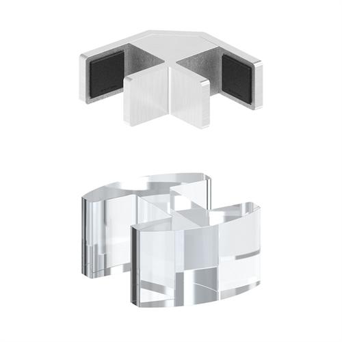 Ganzglasgeländer | Glasausrichter