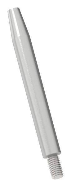 Stift 60x12 mm V2A mit M8x15 mm zum Anschweißen