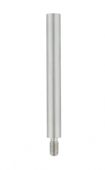 Stift 75x12 mm V2A mit M8x10 mm zum Anschweißen
