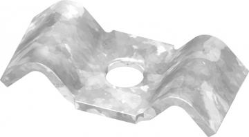 lose Schwalbenlasche für MW 30/30 mm