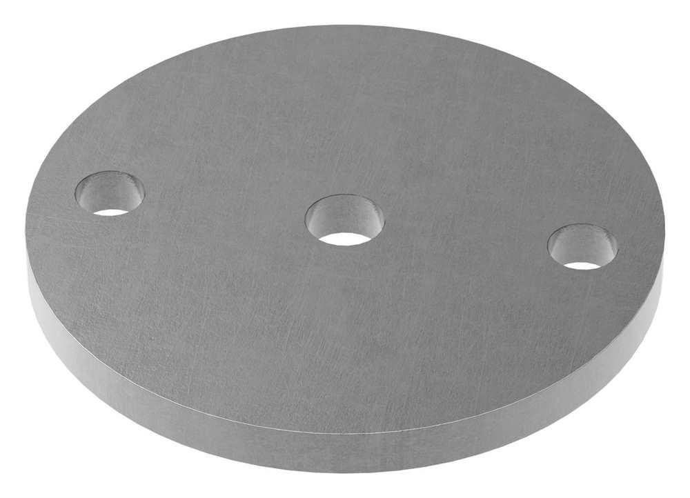 Stahlplatte Abmessungen: 100x100x6 mm Stahl - Platte Ankerplatte Roh S235JR