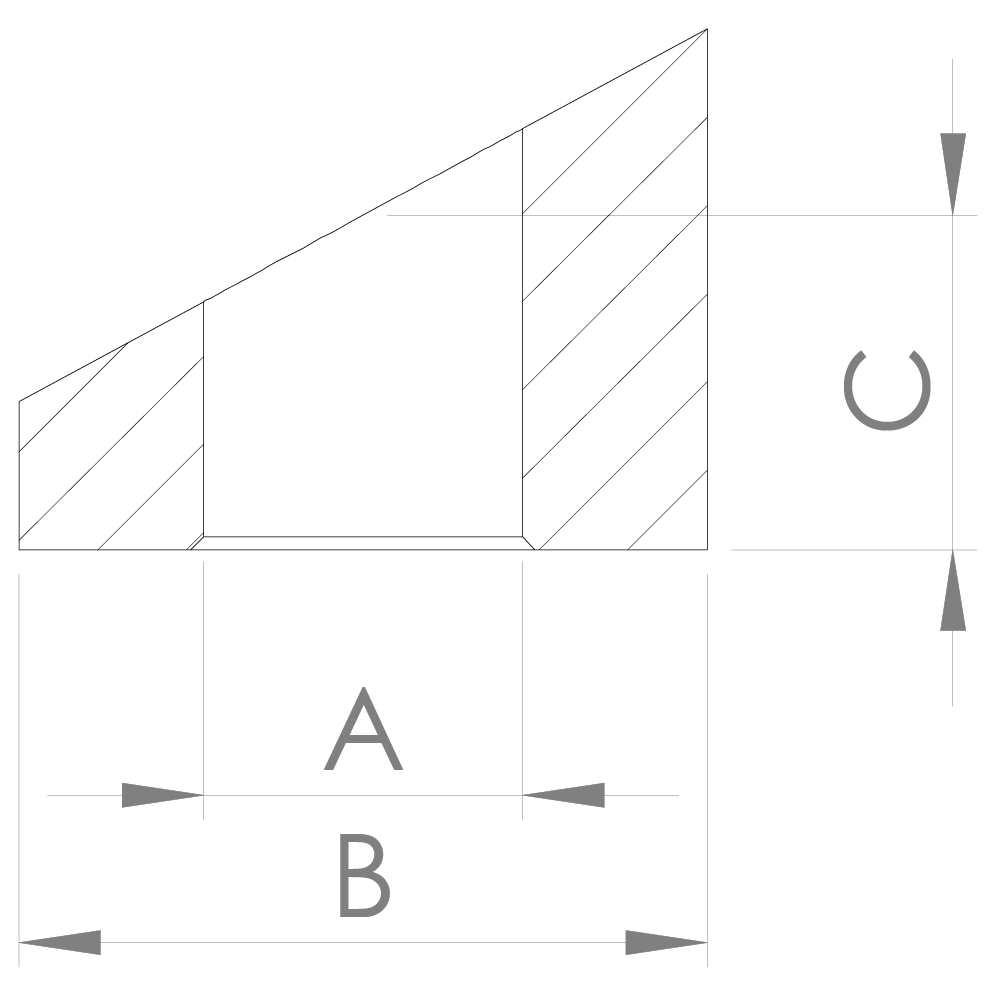 Formanschluss Flacher Anschluss V2a Top Qualitat
