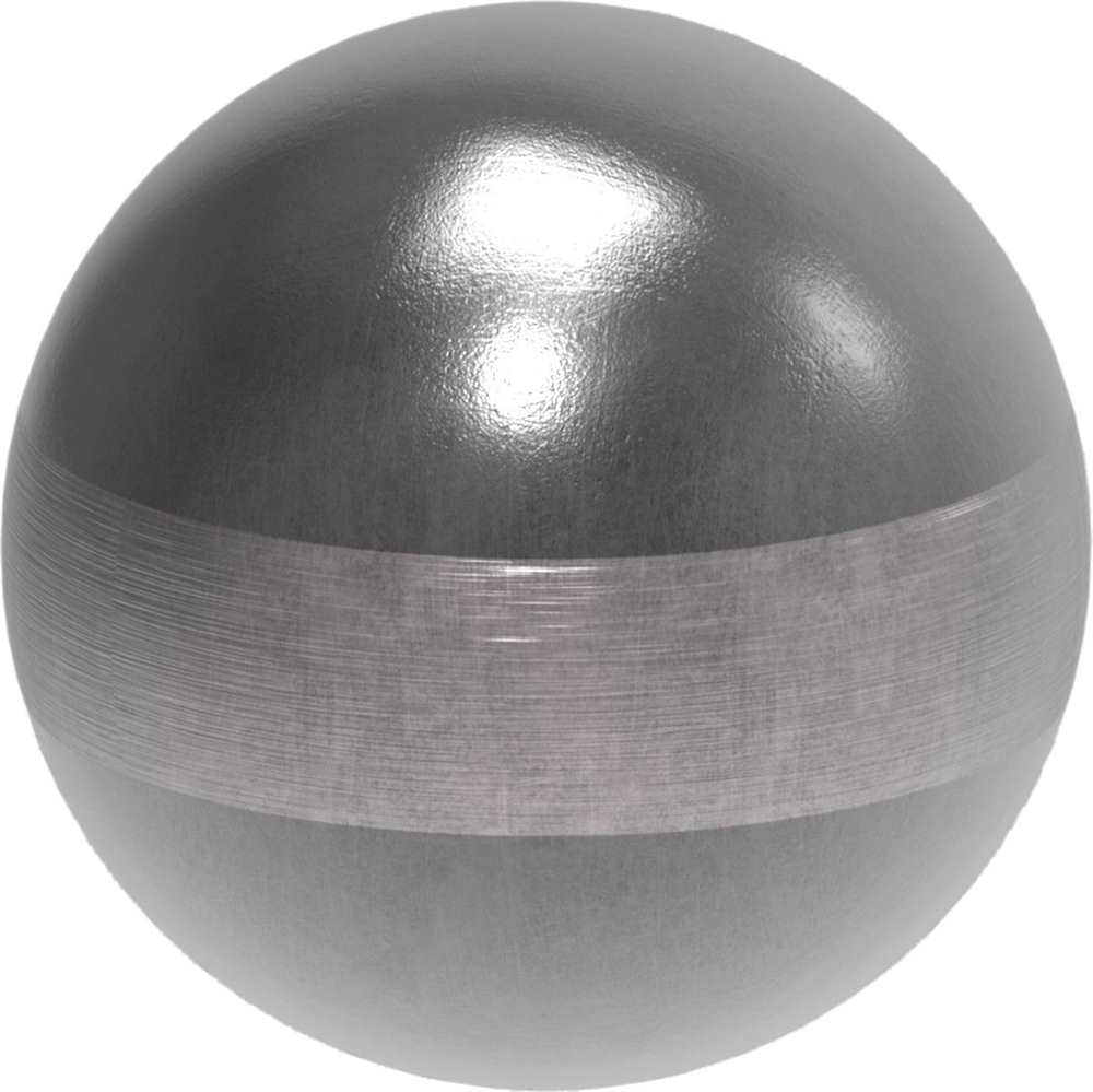 Hohlkugel   Ø 50 mm   Stahl (Roh) S235JR
