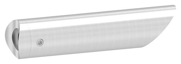 V2A Rohrabstandshalter 45° für Ø 42,4 mm