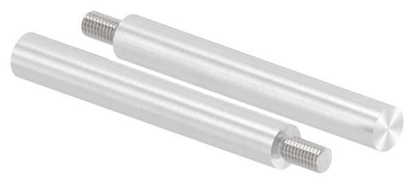Stift | Maße: 100x14 mm | Gewinde: M8x15 mm | zum Anschweißen | V2A