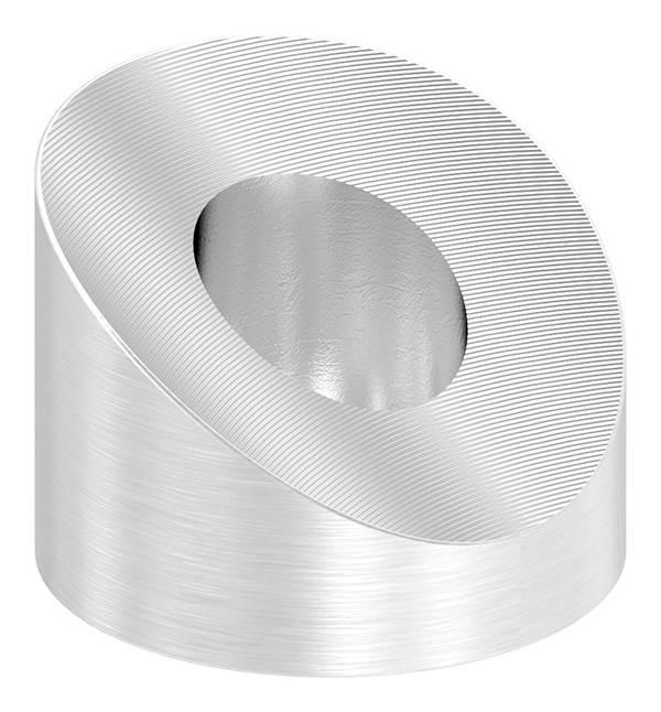 Formanschluss   für Anschluss Ø 42,4 mm   Gewinde M6   V2A