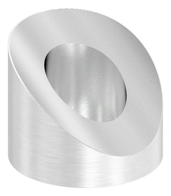 Formanschluss   für Anschluss Ø 42,4 mm   Gewinde M8   V2A