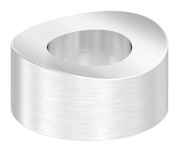 Formanschluss   für Anschluss Ø 42,4 mm/gerade   Gewinde M6   V2A
