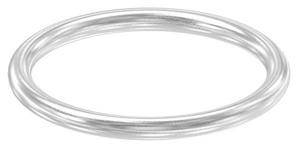 Ring   Außen-Ø: 120 mm   Materialstärke: 10 mm   V2A