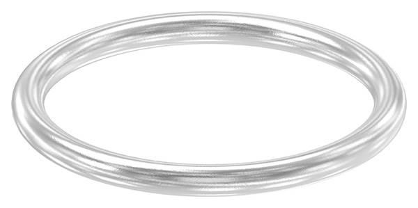Ring   Außen-Ø: 144 mm   Materialstärke: 12 mm   V2A