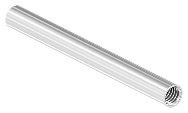 Gewindeterminal mit Innengewinde   Rechtsgewinde   Für Seil von Ø 4 mm  V2A