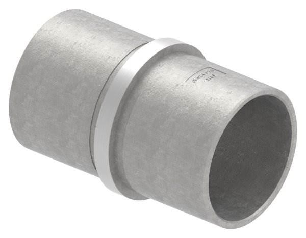 Verbinder für Rundrohr   Maße: Ø 42,4x2,0 mm   V4A