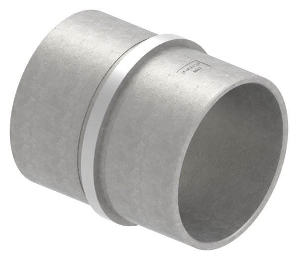 Verbinder für Rundrohr | Maße: Ø 60,3x2,0 mm | V2A