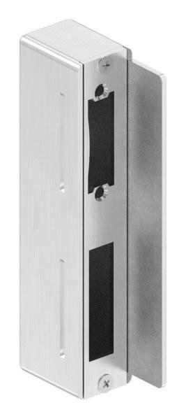 Gegenkasten für Schlosskästen 30 mm V2A