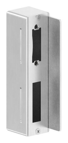 Gegenkasten für Schlosskästen 40 mm V2A
