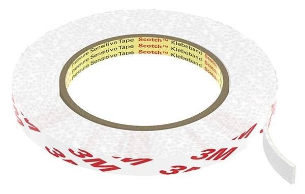 Klebestreifen | für Glas 12,76 - 13,52 mm | VHB-Klebeband
