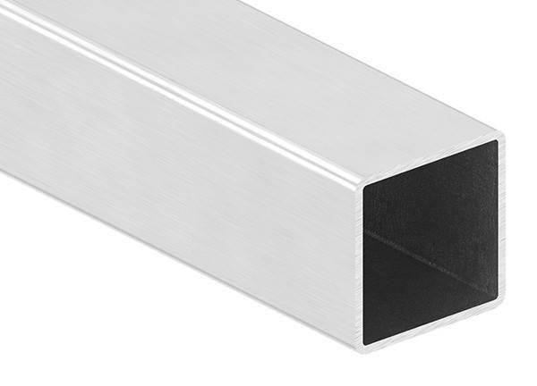 Vierkantrohr 40x40x2,0 mm á 6 m V2A