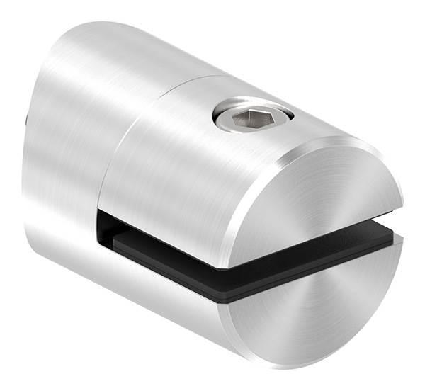 Blechhalter Ø 32 mm | Anschluss Ø 42,4 mm | V2A