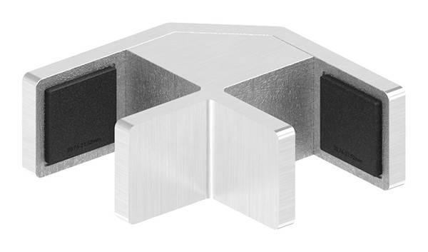 Glasausrichter | für Glas: 20,76-21,52 mm | V4A