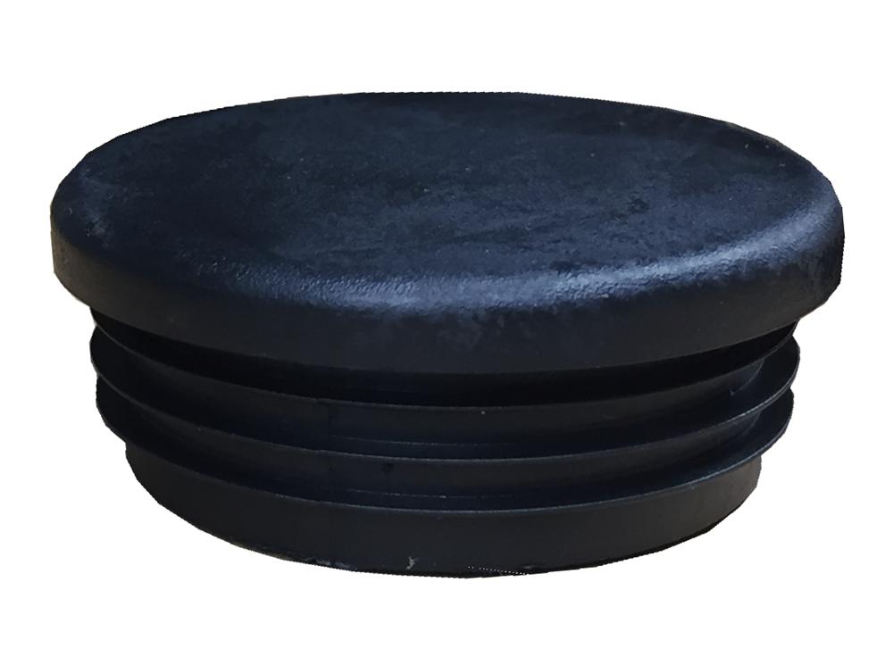 Rohrverbinder   Kunststoffstopfen schwarz   133-S   21,3mm - 60,3mm   1/2-2