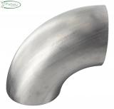 Bogen 90° V2A für Rundrohr Ø 42,4 mm zum Anschweißen