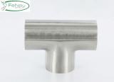V2A T-Stück für Rundrohr Ø 42,4 mm zum Anschweißen