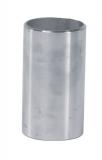 Verbindungshülse V2A zum Stecken + Kleben für Ø 26,9 x 2,0 mm