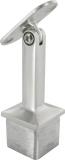 Handlaufhalter V2A mit Gelenk für Vierkantrohr 40x40x2,0 mm
