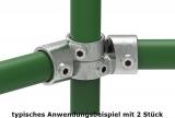Rohrverbinder 148A27 - Winkelgelenk verstellbar - 1 Stück