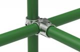 Rohrverbinder 165E60 - Kreuz-T-Stück kombiniert