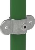 Rohrverbinder 167ME60 - Gelenkauge doppelt 180°