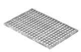 Lichtschachtrost Baunormrost 390x590x20 mm 30/30 mm