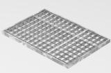 Lichtschachtrost Baunormrost 340x490x20 mm 30/30 mm