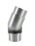 Gelenkstück V2A für Rundrohr Ø 42,4x2,0 mm