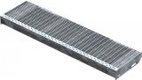 Gitterroststufe XSL 1000x270 mm 30/10 mm