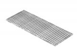 Lichtschachtrost Baunormrost 390x990x20 mm 30/30 mm