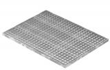 Lichtschachtrost Baunormrost 590x790x25 mm 30/30 mm