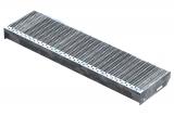 Gitterroststufe XSL 900x240 mm 30/10 mm