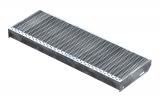 Gitterroststufe XSL 900x305 mm 30/10 mm
