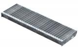 Gitterroststufe XSL 1000x305 mm 30/10 mm