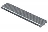 Gitterroststufe XSL 1500x305 mm 30/10 mm