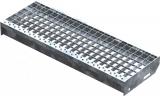 Gitterroststufe XSL 700x240 mm 30/30 mm