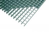 Pressrostmatte 3000x1200 mm (roh) 30/30 mm 30/2 mm