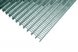Pressrostmatte 3000x1200 mm (roh) 30/10 mm 30/2 mm