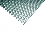Pressrostmatte 3000x1200 mm (roh) 30/10 mm 40/3 mm
