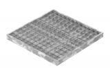 Garagen-Gitterrost 390x390x30 mm 30/30 mm