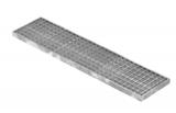 Garagen-Gitterrost 240x990x30 mm 30/30 mm
