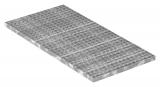 Industrie-Gitterrost 1000x500 mm 30/30 mm 30/2 mm