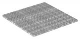 Industrie-Gitterrost 1000x1000 mm 30/30 mm 30/2 mm