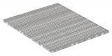Industrie-Gitterrost 1000x800 mm 30/30 mm 30/3 mm